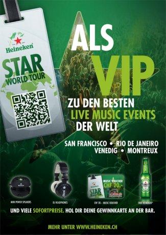 Heineken | Stafix